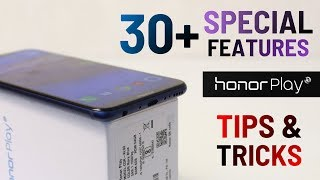 Honor Play Tips & Tricks | 30+ Special Features