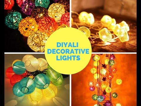 25 Decorative Diwali Lights Which Gives Your Home an Attractive Look