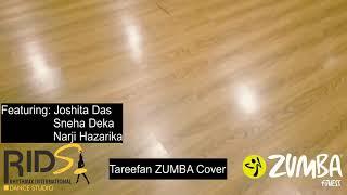 Tareefan II Veer Di Wedding II ZUMBA® Cover II RHYTHMIX