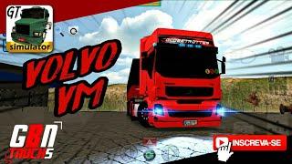 Skin Grand Truck Simulator Volvo VM !