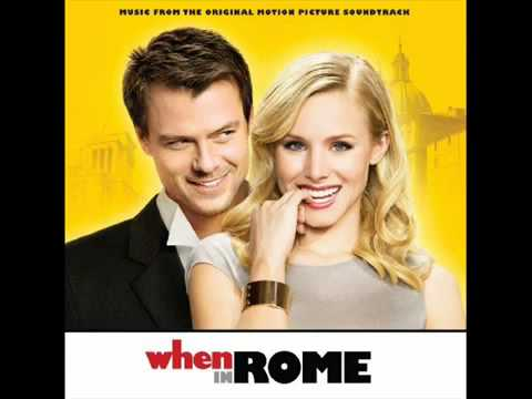 Jason Mraz Kickin with You When in Rome Music Soundtrack