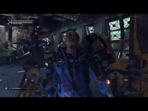 So... The Surge is a decent game. |