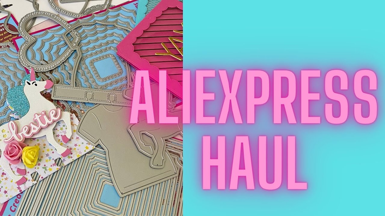 ALIEXPRESS HAUL | NEW RELEASE | COME SEE!!