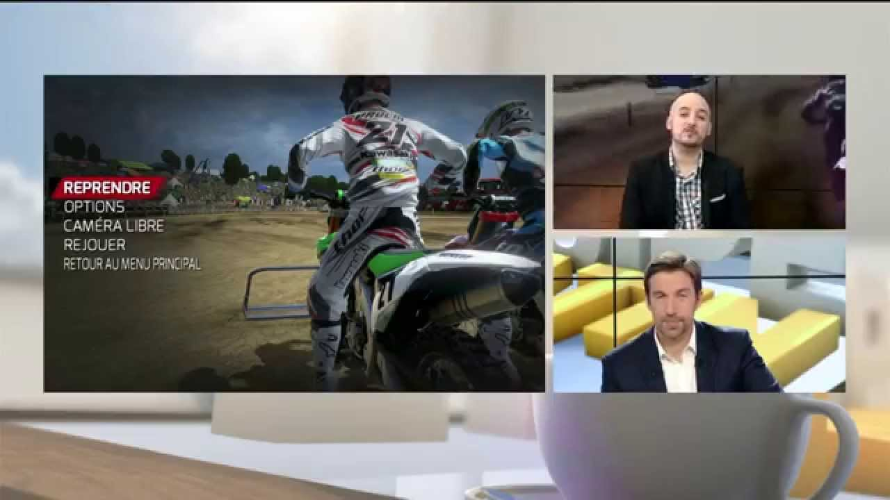 GAME NEWS 17 MARS - MXGP : The Official Motocross Videogame (17 03 2015)