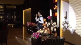 2015年9月22日(火)結婚式 余興 「Wedding Bell 〜素晴らしきかな人生〜...