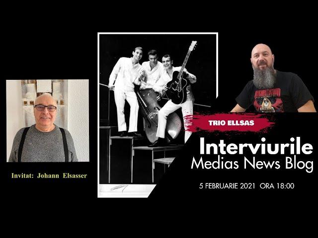 Johann Elsasser la Interviurile Medias News Blog