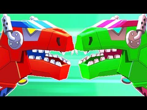 Transformers Rescue Bots: Disaster Dash - Hero Run Full Episode - Gameplay Video Games For Kids