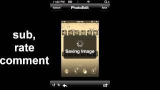 Tweak Review   PhotoEdit