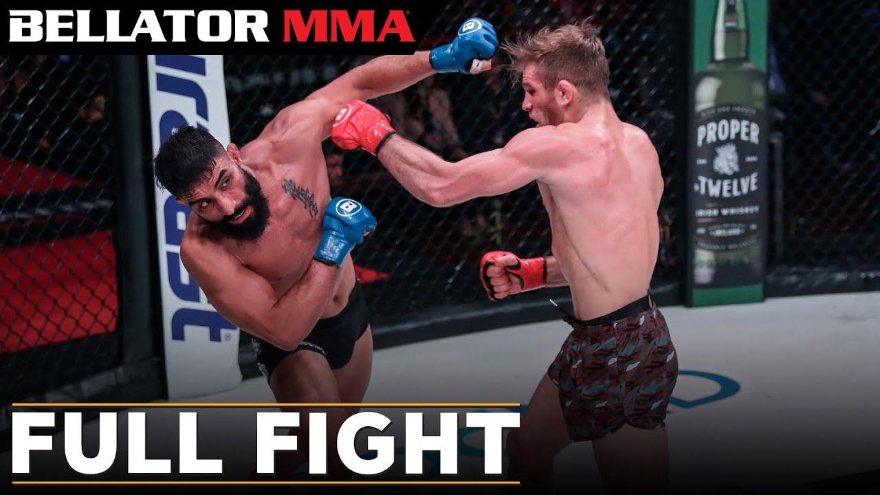 Bellator 238: Эй Джей Агазарм - Адель Алтамими (Full Fight)