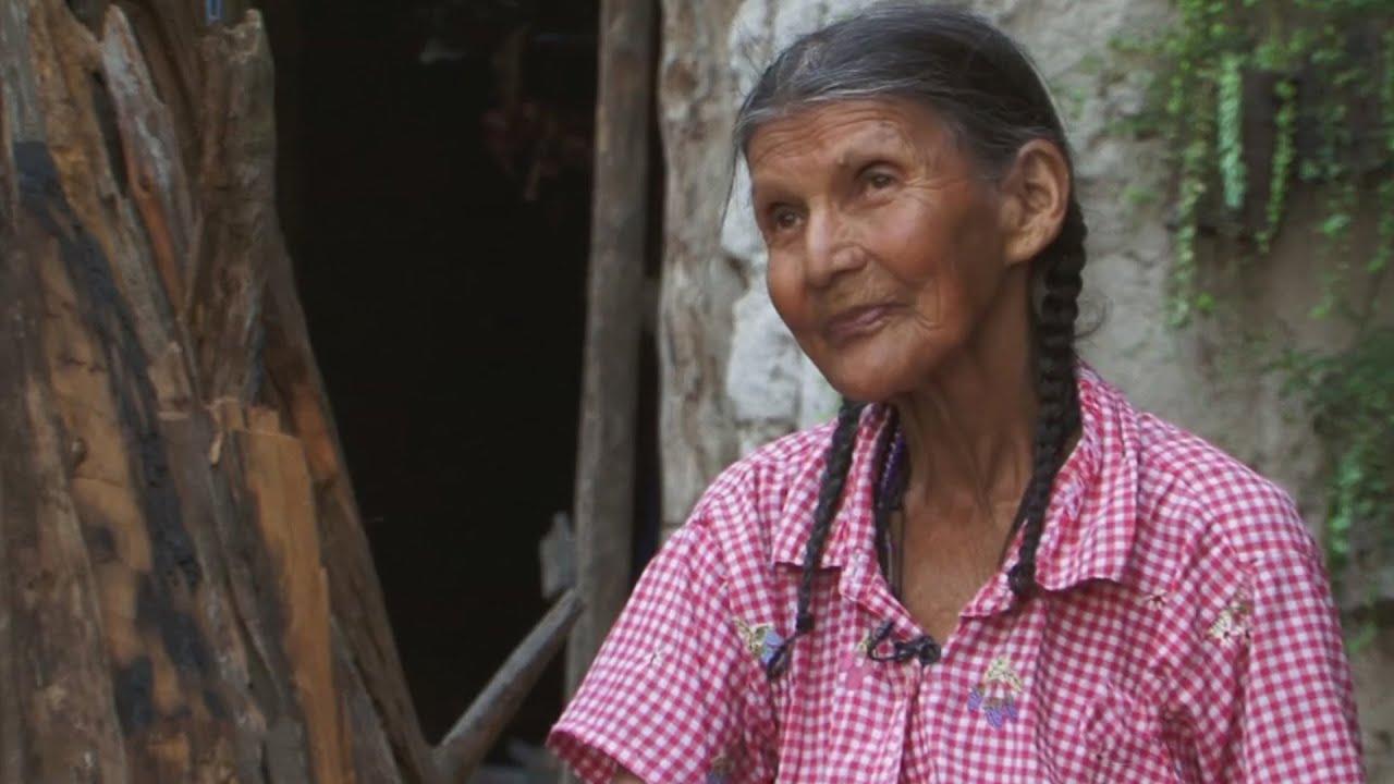 Resultado de imagen para mexicana anciana pobre