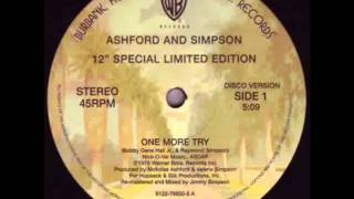 Watch Ashford  Simpson One More Try video