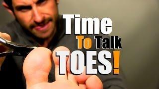 No More Funky Feet! Men