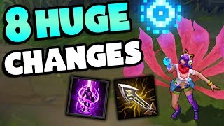 8 HUGE CHANGES Coming To League of Legends...