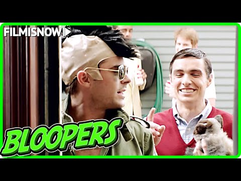 NEIGHBORS Bloopers & Gag Reel (2014)
