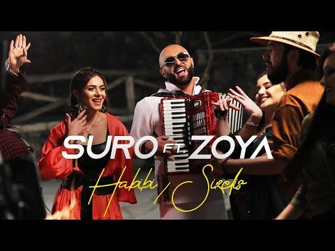 SURO Feat. ZOYA - HABIBI/SIRELIS