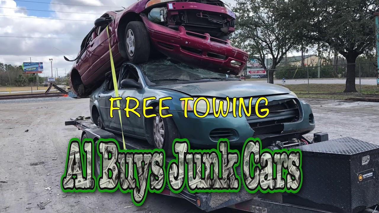 407)504-4000 Al Buys Junk Cars - Junk Cars Orlando - We Buy
