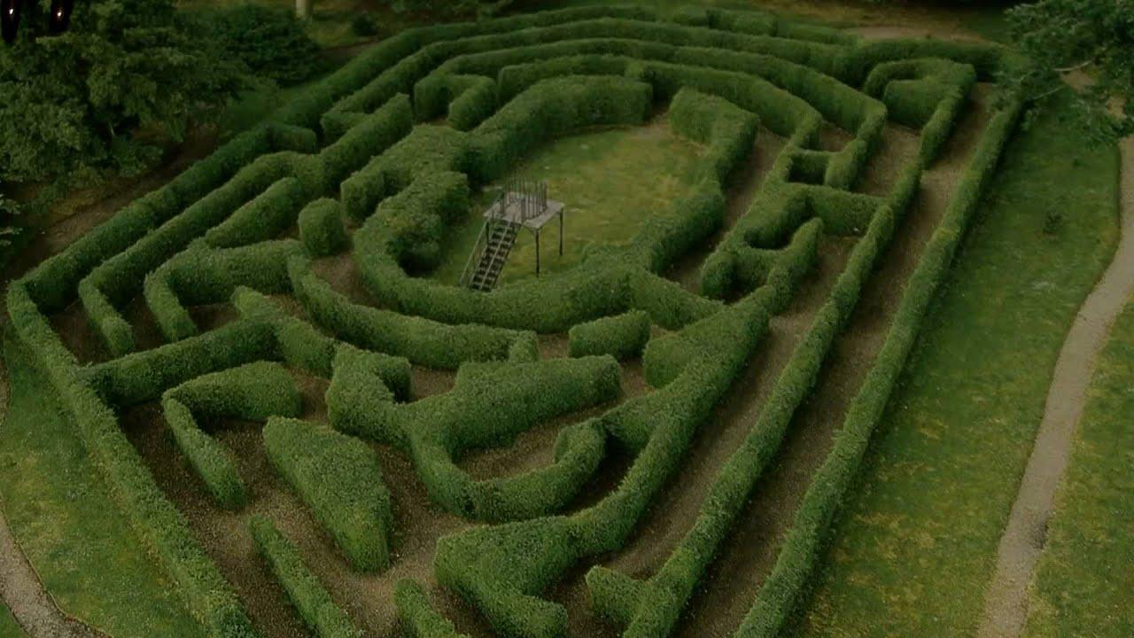 Il Giardino Labirinto Cermes Youtube