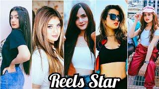 New Reels 2 Dec   All TikTok star Amulya, Jannat, Arishfa, Avneet, Anushka, Faisu, Riyaz,Purabi etc