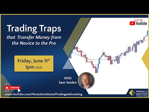 Trading Traps That Transfer Money From the Novice To The Pro with Sam Seiden: June 11th, 2021