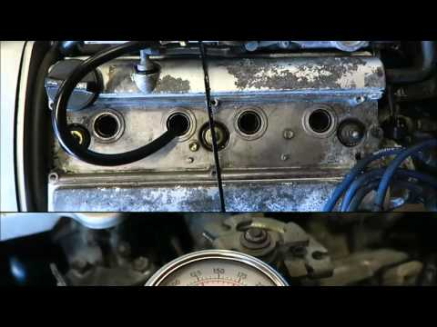 JDMAllianceUSA.com - JDM Toyota 4AGE Silvertop Engine Compression Video - 4A-K444439
