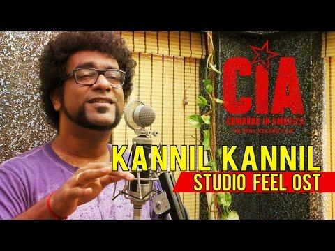 Kannil Kannil Studio Feel OST| Comrade In America ( CIA ) | Gopi Sundar | Dulquer Salmaan