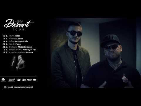 Kali a Peter Pann - DEZERT TOUR 2017