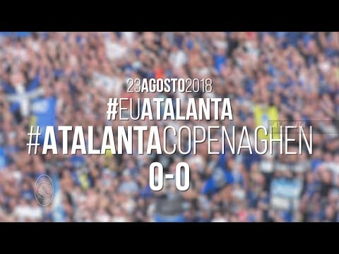 Play-off UEL Atalanta-Copenaghen, gli highlights