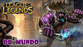 LEAGUE OF LEGENDS ★ Mit Gillett gegen den Strich [Dr. Mundo | TOP | HD+] Let