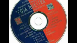 3-2 GET FUNKY - COSA NOSTRA (13 - A LLEGADO) BY CHEKA