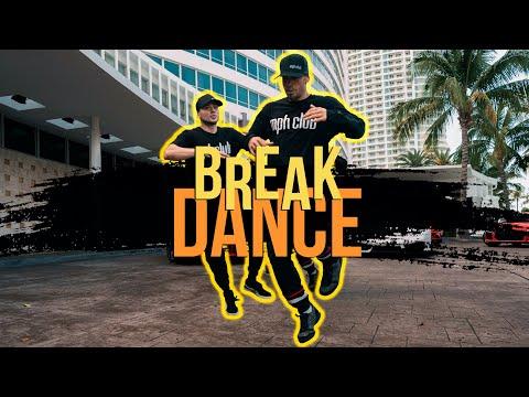 Break Dance At Fontainebleau Hotel Miami Beach