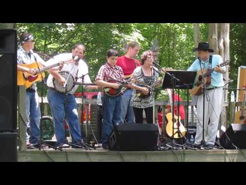 MVI   The Hallelujah Hillbilly Bluegrass Gospel Band