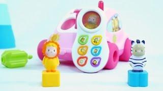 Мультфильм про машинку, телефон и очень интересную книжку для малышей из мультфильма Cotoons(Вы смотрели мультфильм Малыши (Cotoons)? А вы видели, какие интересные книжки, башенки, машинки и домики окружаю..., 2014-08-11T18:54:52.000Z)