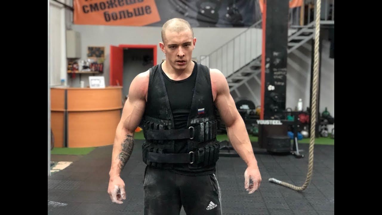 Виктор Блуд - Очередная Стритлифтинг Воркаут Тренировка / Workout / Streetlifting