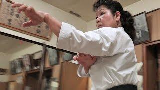 伝統が息づく沖縄空手の型(小林流究道館) Okinawa Karate, Shorin-ryu Kyudokan. Kata