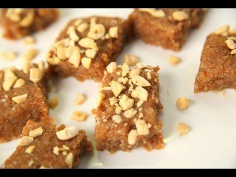 Chikoo Barfi - चीकू की बर्फी | How To Cook Chikku Barfi By Archana | Chiku Barfi Diwali Special