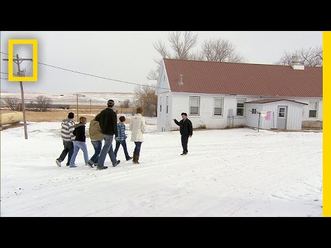 American Colony: Meet the Hutterites - Wesley Gives a Tour