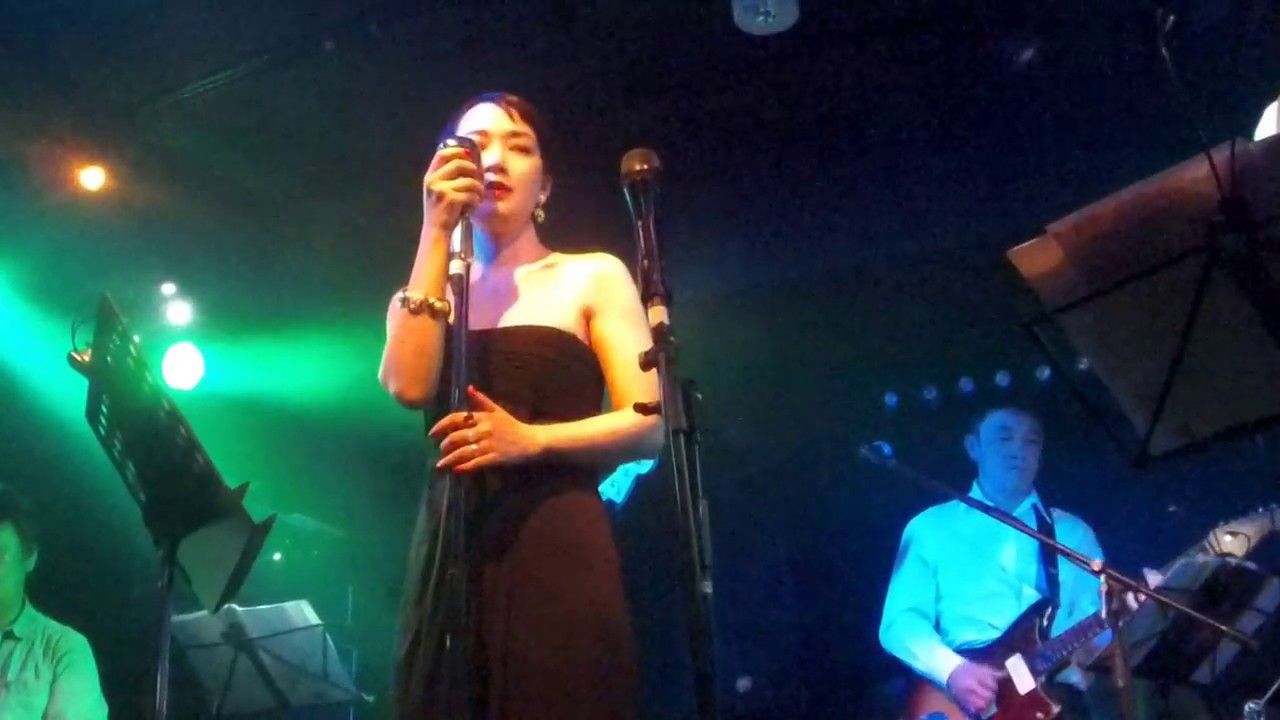 「This Masquerade」Juli Band@Space With - YouTube