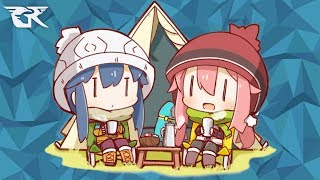 A Glass Reflection Review of Yuru Camp△ (Laid-Back Camp) Originally...