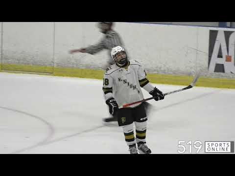 Minor Midget - Huron Perth Lakers vs Kitchener Jr. Rangers from YouTube · Duration:  3 minutes 56 seconds