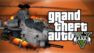GTA 5! - Tax Man, Epic Chopper Chase, C4 Fun & More! (Grand Theft Auto Funny Moments)