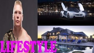 Brock Lesnar Lifestyle, Net Worth, Salary, Awards, Education, Houses, Cars, Biography And Family