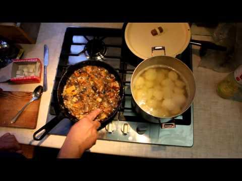 носить начинка из картошки для пирогов слой