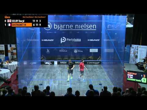 European Squash Team Championships 2015 - Men's Final - ENG v FRA