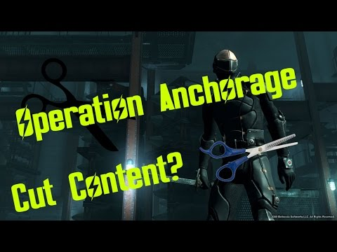 Cut Content in Fallout 3: Operation Anchorage? |