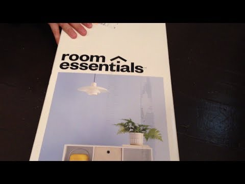 Room Essentials 9 Cube Organizer Assembly Youtube