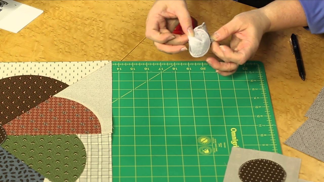 Sew easy: interfacing appliqué for appliqué quilt patterns youtube