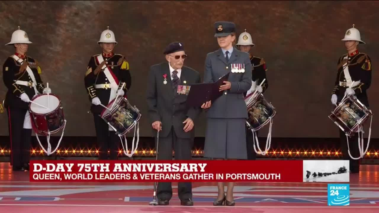 Image result for d-day 75 a tribute to heroes john jenkins