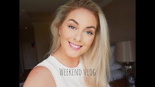 Back to Worcester | England Vlog | HOLLY CARRAN