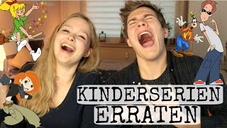 Alte KINDERSERIEN INTROS erraten - mit Joey's Jungle