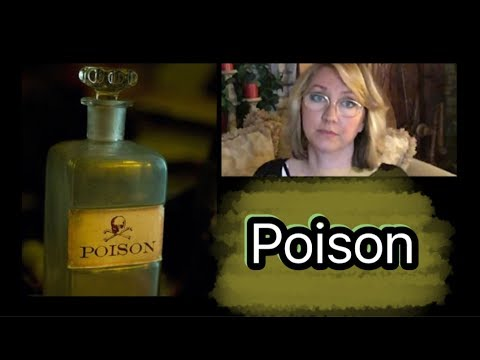~ Symptoms of Poisoning ~ Our Story of Being Poisoned By Our RAD Daughter